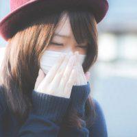 産後の尿もれと花粉症
