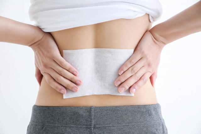 腰痛の原因、イメージ